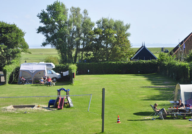 Camping 't Wan-tij Oosterend